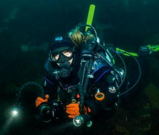 Desde las profundidades del océano el mensaje de una científica