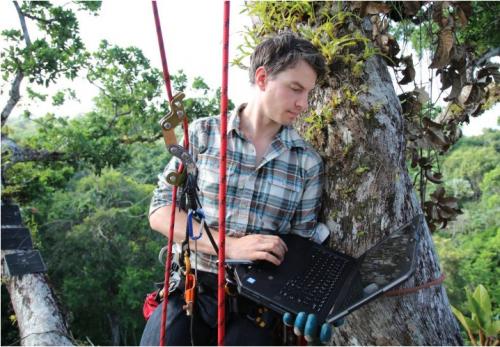 Tecnología que revoluciona la conservación de los bosques