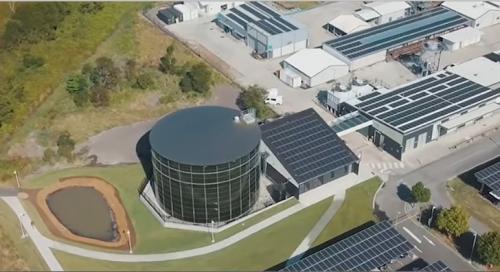 Una «batería de agua» de energía renovable termina con la huella ecológica de una universidad
