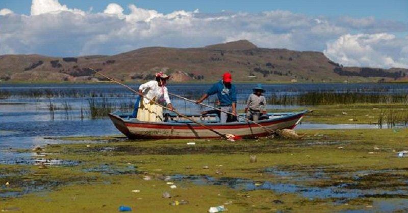Salvemos Juntos al Lago Titicaca y con él nuestras aguas