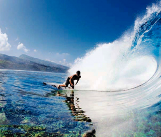 ¡Surfistas en acción! Los Activistas del Agua Ejemplo de Resiliencia y pro Medioambiente
