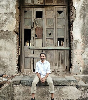 Eco-Warrior Profile: @mrearth_ Shares His Plans For Climate Activism in India