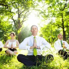 The Tree Treatment for Stress and Anxiety