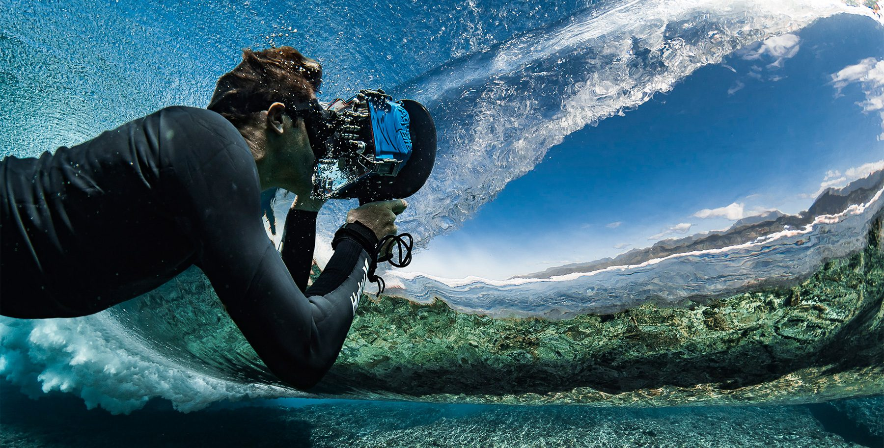 Ripple Effect: An Ocean Photographer's Powerful Images Inspire Conservation