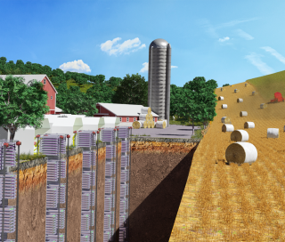 Taking Farming Underground: A Much-Needed Agricultural Revolution